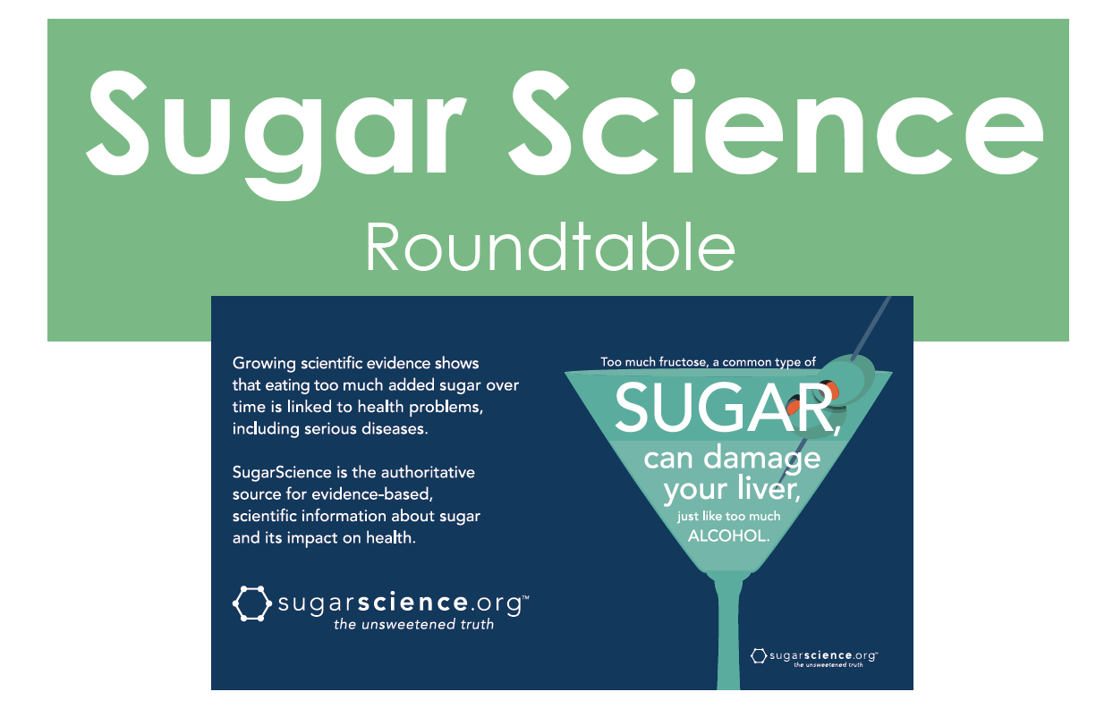 Sugar Science Roundtable Flyer